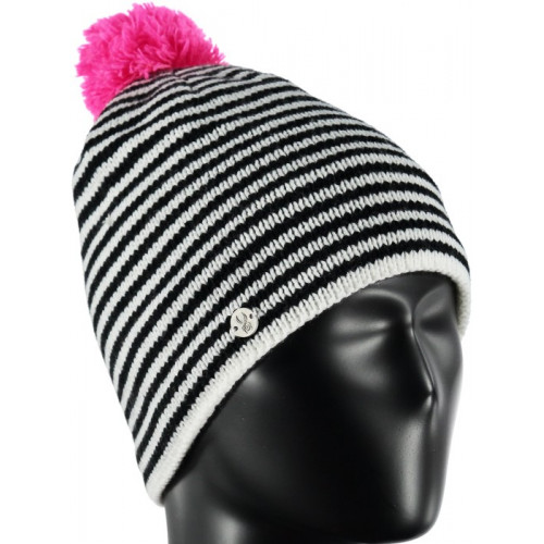 BONNET SPYDER GIRL'S TREASURE WHT / BLK / BBG