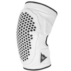 Guard Soft Skins Dainese White Genouillere Knee OkiZTPXu
