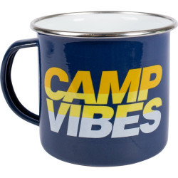 MUG POLER CAMP MUGS ROYAL BLUE