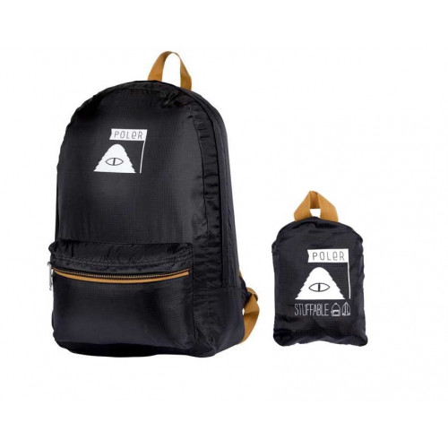 SAC A DOS POLER STUFFABLE PACK BLACK