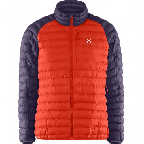 DOUDOUNE HAGLOFS ESSENS MIMIC JACKET WOMEN ACAIBERRY