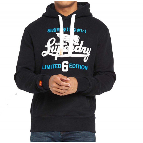 SWEAT A CAPUCHE SUPERDRY LIMITED ICARUS ENTRY HOOD