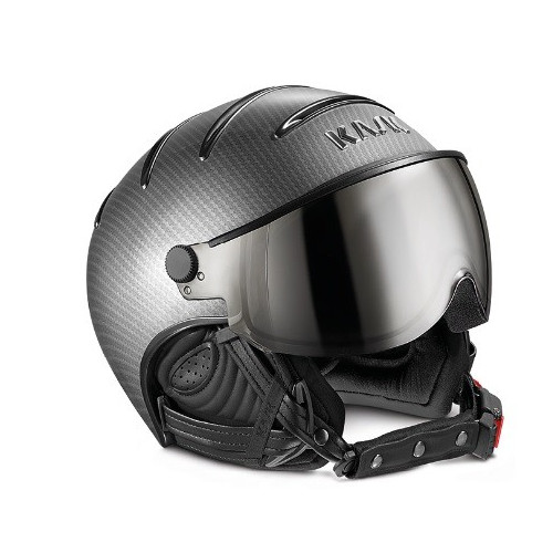 CASQUE DE SKI KASK ELITE PRO LIGHT CARBON BLACK