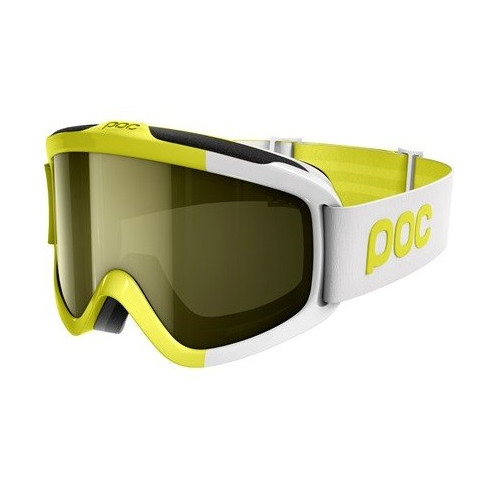 MASQUE DE SKI POC IRIS COMP HEXANE YELLOW