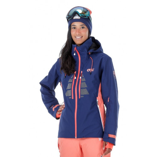VESTE DE SKI PICTURE ORGANIC GREAT DARK BLUE CORAL