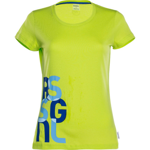 T-SHIRT ROSSIGNOL TONIC PUNCH LIME