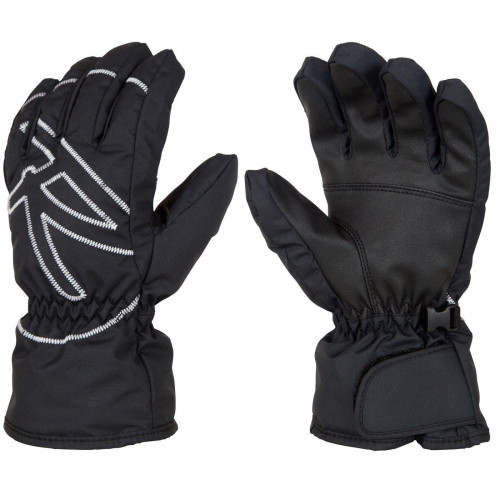 GANTS DE SKI JUNIOR ROSSIGNOL GLOVE BLACK
