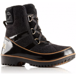BOTTE SOREL TIVOLI II BLACK PALE GOLD