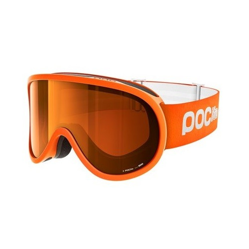MASQUE DE SKI POC POCITO RETINA ZINK ORANGE