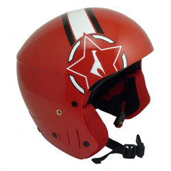 CASQUE DE SKI VOLA RACING W RED