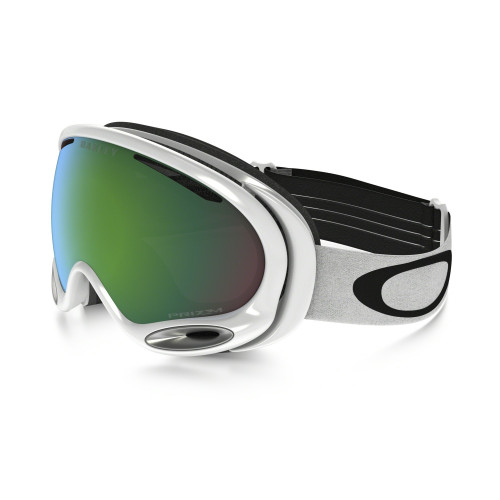 MASQUE OAKLEY A FRAME 2.0 POLISHED WHITE PRIZM JADE