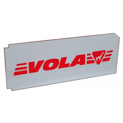 Racloir Plastique 4mm Vola Racing