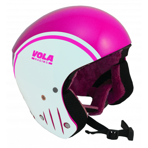 Casque De Ski Vola Racing Girly Rose