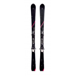 Pack Ski Fischer BREEZE FEMME + Fixation W9