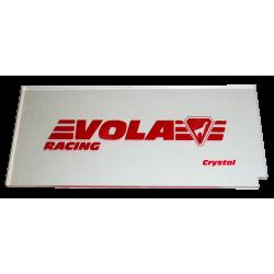 Racloir Vola Racing Plastique 3mm