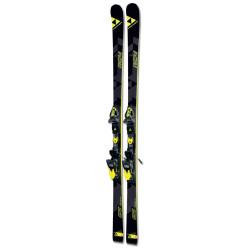 Pack Ski Fischer RC4 WC GS JR + Fixation RC4 Z9