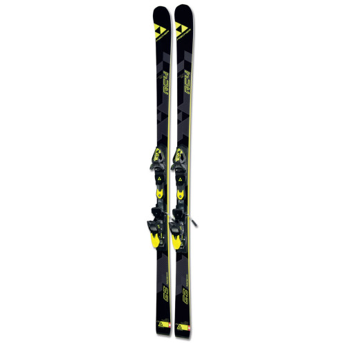 Pack Ski Fischer RC4 WC GS JR + Fixation RC4 Z9