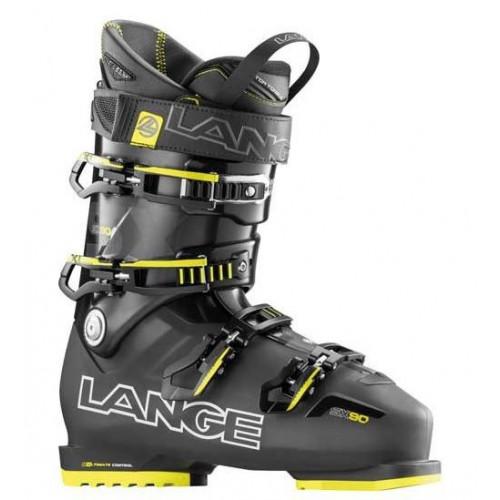Chaussure De Ski Homme Lange Sx 90 Anth/Yellow
