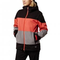 Veste de Ski O'Neill PW Coral Jacket Poppy Red