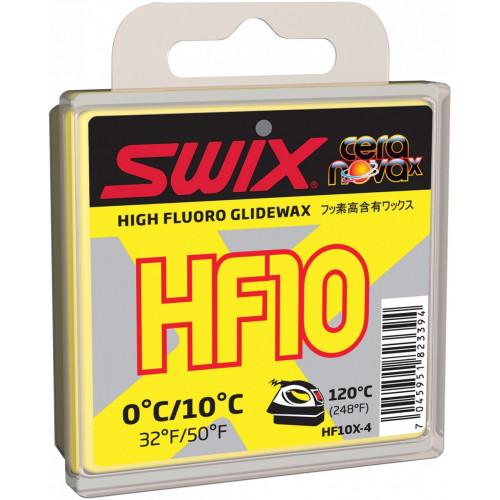 Fart Fluor Swix Hf10 Jaune 40g