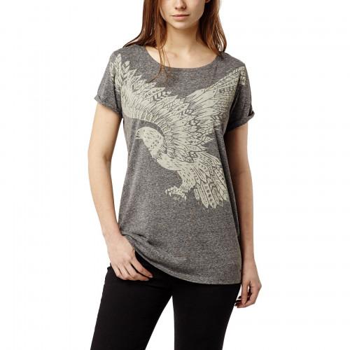 T-shirt O'Neill LW Freedom Deep Dark Melee