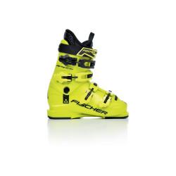 Chaussures Ski Junior Fischer Rc4 70 Yellow