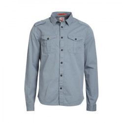 Chemise Superdry Rookie Fine Twill Aiforce Blue