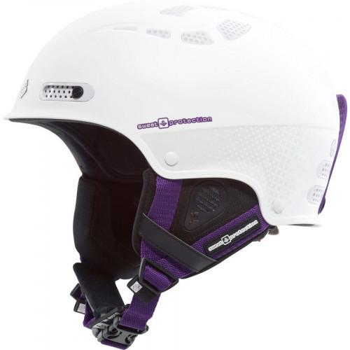 Casque De Ski Sweet Protection Igniter Silk White