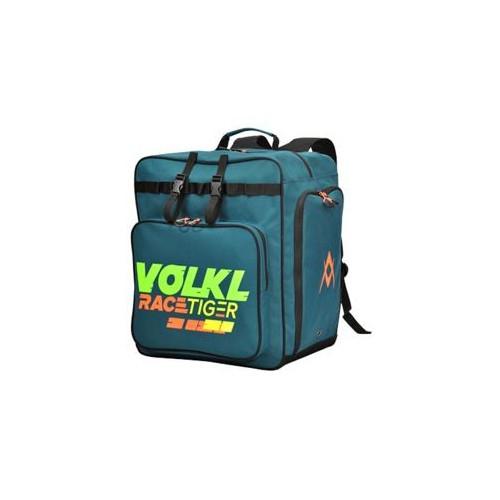 Sac Völkl Race Boot + Helmet Backpack Fir Green