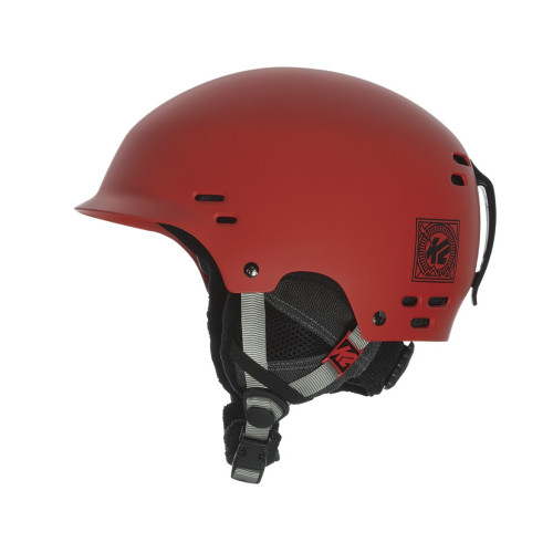 Casque de Ski K2 Thrive Red