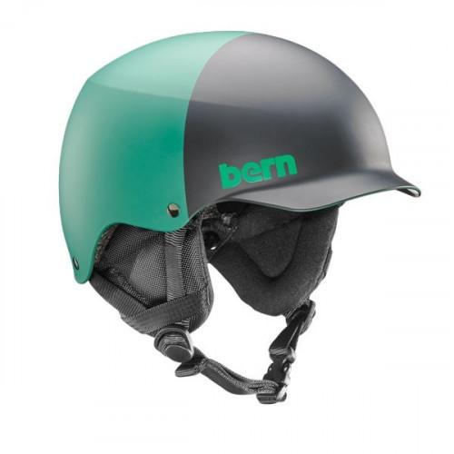 Casque De Ski Bern Team Baker Matte Hunter Green