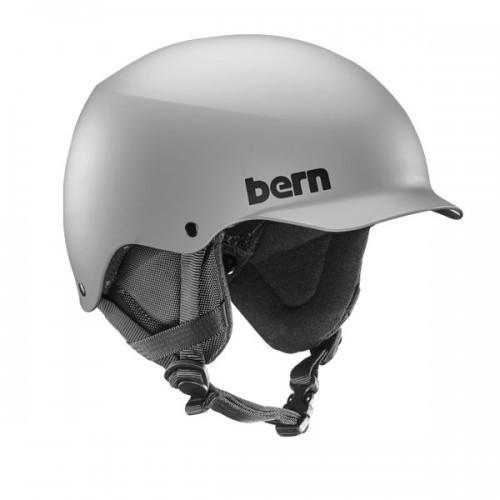 Casque De Ski Bern Team Baker Matte Grey
