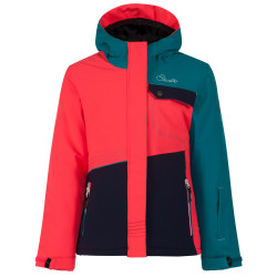 Veste de Ski Dare2be Craze Jacket Enamel Blue/Pink
