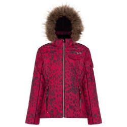 Veste de Ski Dare 2b Entrust Duchess Pink Leopard