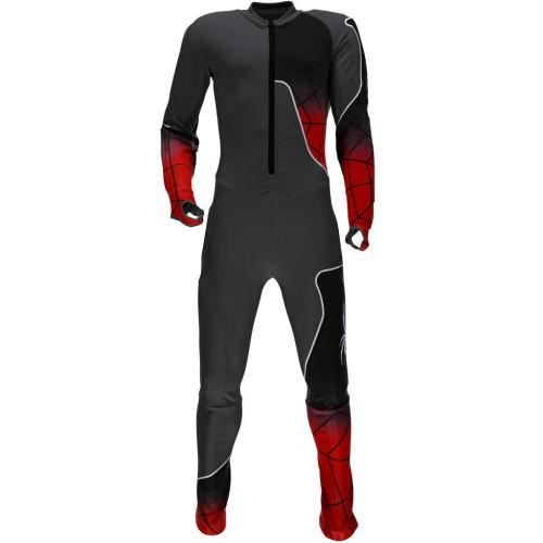 Combinaison De Ski Compétition Spyder Men's Nine Ninety Pol Blk Rag