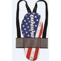 Protection dorsale Energiapura Dorsale Long Back Protector Flag