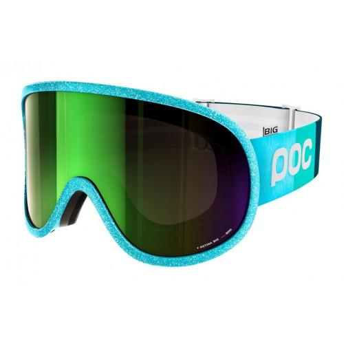 Masque De Ski Poc Retina Big Julia Mancuso Ed Blue