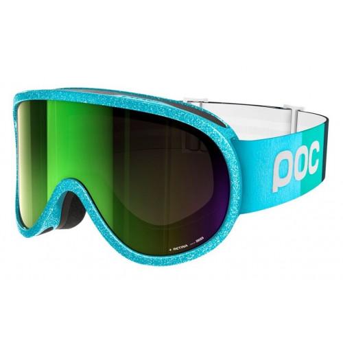Masque De Ski Poc Retina Julia Mancuso Ed Blue