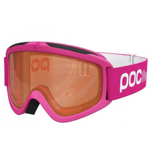 Masque De Ski Poc Pocito Iris Fluo Pink