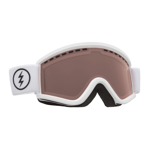 Masque De Ski Electric Egv.k Gloss White Brose