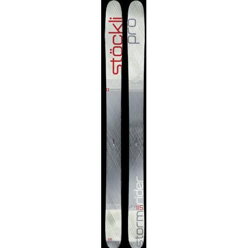 Ski Stöckli Stormrider Pro 115