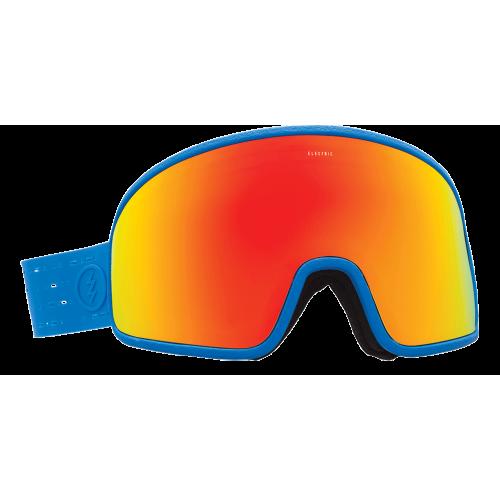 Masque De Ski Electric Electrolite Royal Brose/Red