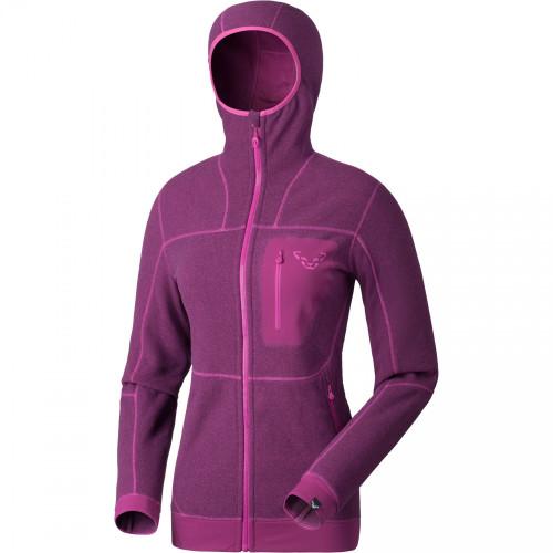 Veste à Capuche Dynafit Mera 2 Polartec Purple