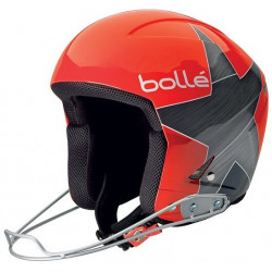 Casque De Ski Bollé Shiny Red Star