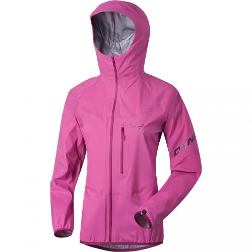 Blouson Dynafit Dynashell Tlt 3l Jacket Fushia