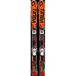 Pack Ski Volkl Jr Racetiger 3 Motion Red