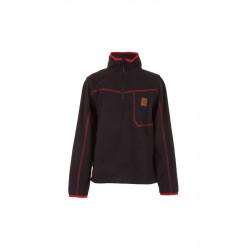 Polaire Rip Curl Jr Micro Fleece 1/2Z Jet Black