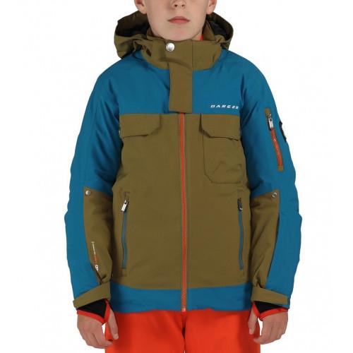 Veste de Ski Kids Dare 2b Abberation Jkt Methyl