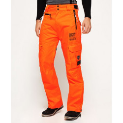 Pantalon ski Superdry Snow Pant 12M Fluro Orange
