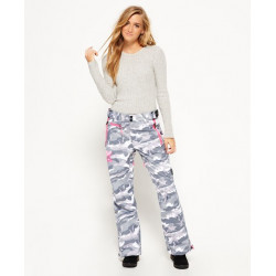 Pantalon ski Superdry Ultimate Snow Pant Khs Camo